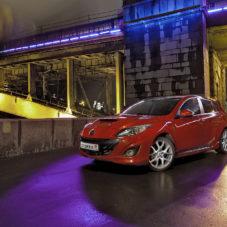 Заряженная Mazda 3 mps — спорткар для бро, любящих быструю езду