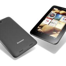 Надежный планшет для активных бро Android Lenovo IdeaTab A2107