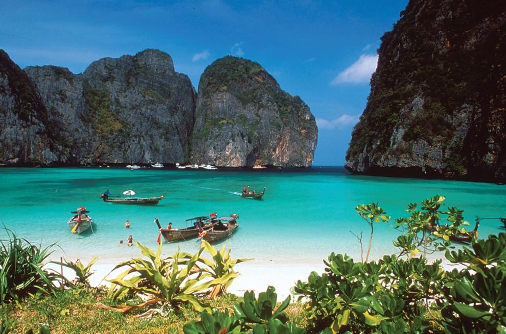 Пхи-Пхи (Таиланд).