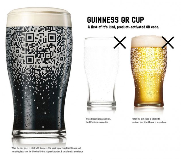 marketing and guinness
