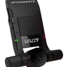 Автомобильный видеорегистратор Dash Cam Dually — поможет в трудную минуту
