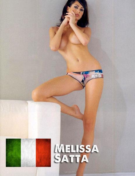 Мелисса Сатта – Кристиан Вьери (Италия)