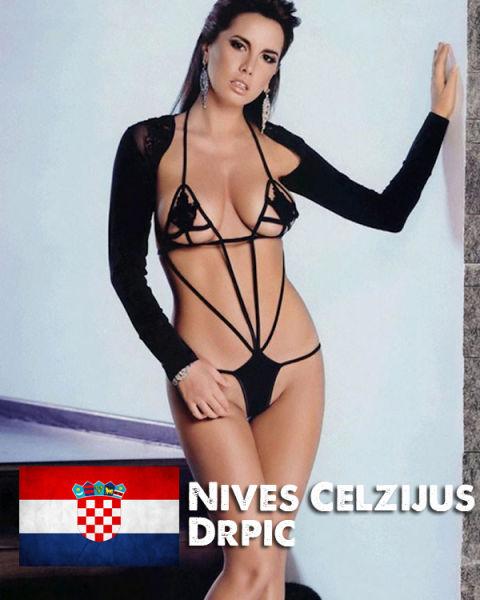Нивес Цельзиюс Дрпич – Дино Дрпич (Хорватия)