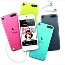 Новый iPod Touch от Apple — для бро, которые любят хороший звук.