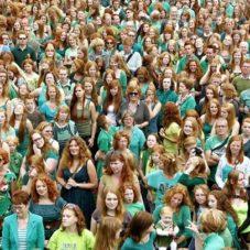 Redhead Day — день рыжиков