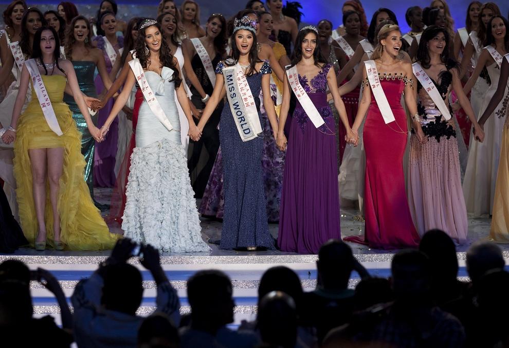 Конкурс красоты «Мисс Мира 2012»