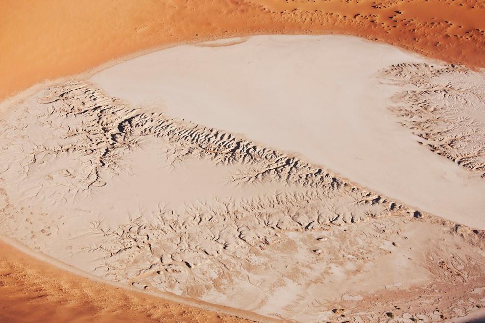 Скрытая долина в пустыне Намиб, Намибия.