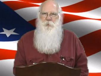 Санта хочет стать президентом США.