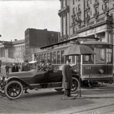 Здания Казначейства, Вашингтон, 1913 год.