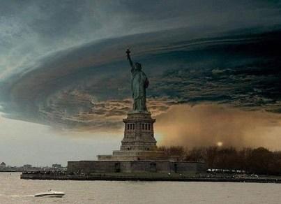 Ураган «Сэнди» в Нью-Йорке