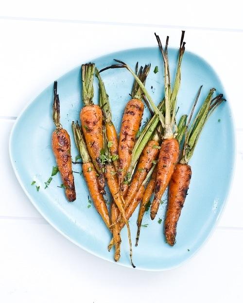 Даже не большие любители моркови оценят этот овощ, если он приготовлен на риле
