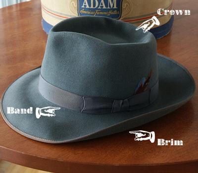 обычная шляпа