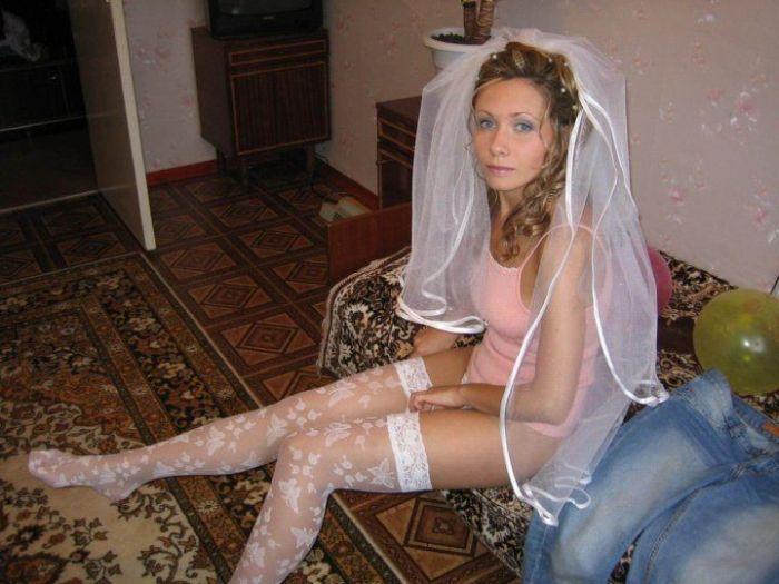 откровенное свадебное фото невест интимное