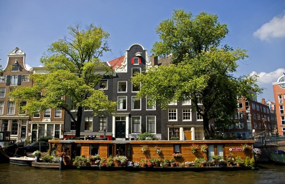 Amsterdam - Carstvo kanalov