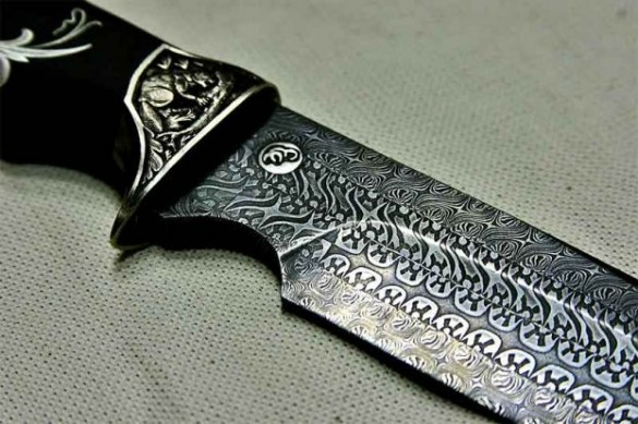 damask steel0550114109