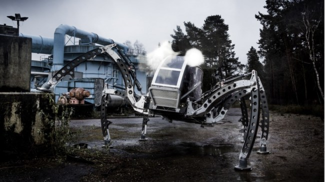 robot-hexapod