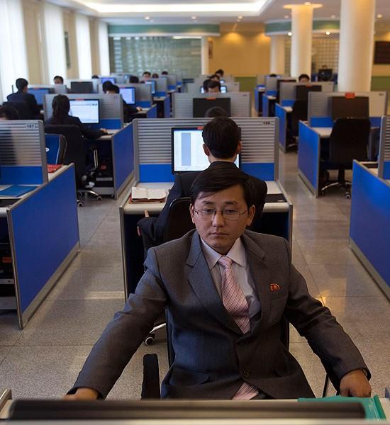 северная корея интернет