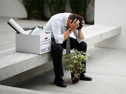 безработица