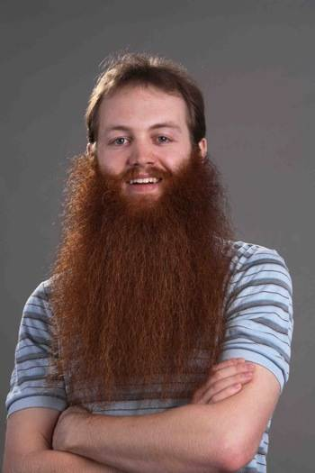 Как отрастить бороду BroDude.ru