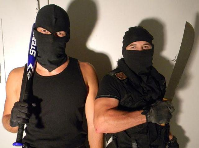 Экстремальное похищение BroDude.ru pohishenie ludey 0394083324