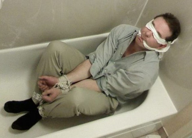Экстремальное похищение BroDude.ru pohishenie ludey 0867036266
