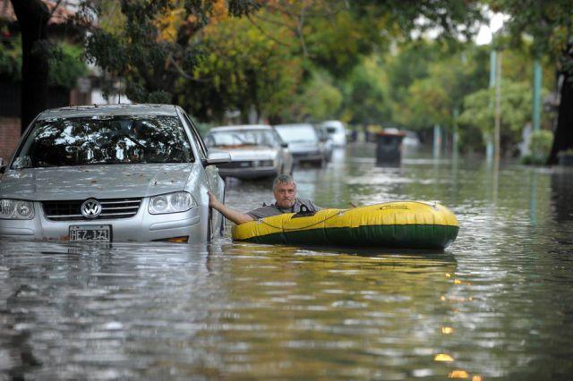 ARGENTINA-RAIN