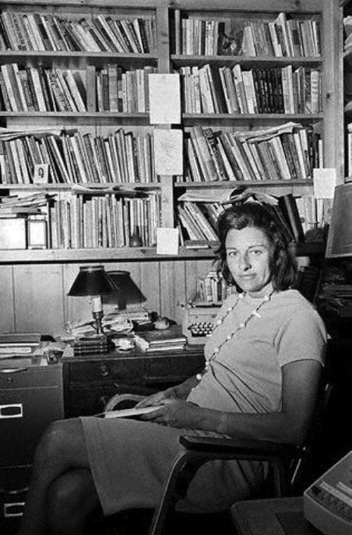 Энн Секстон, поэтесса