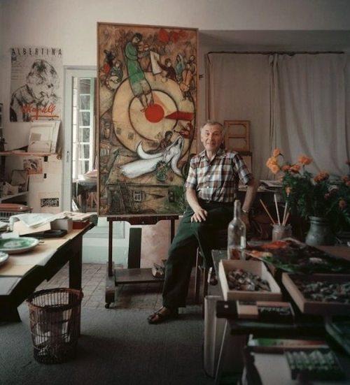 Марк Шагал, художник