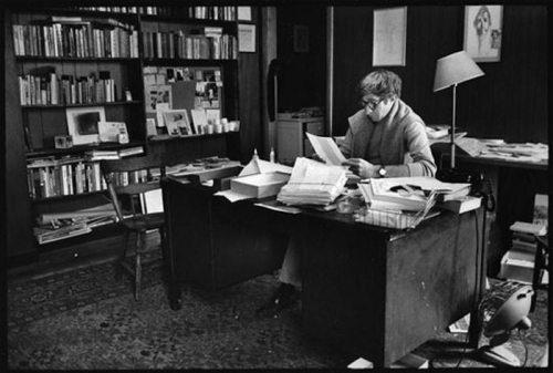 Джон Ппдайк, писатель