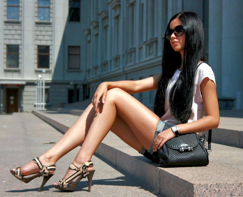 Фотосессии девушек на каблуках Кладу