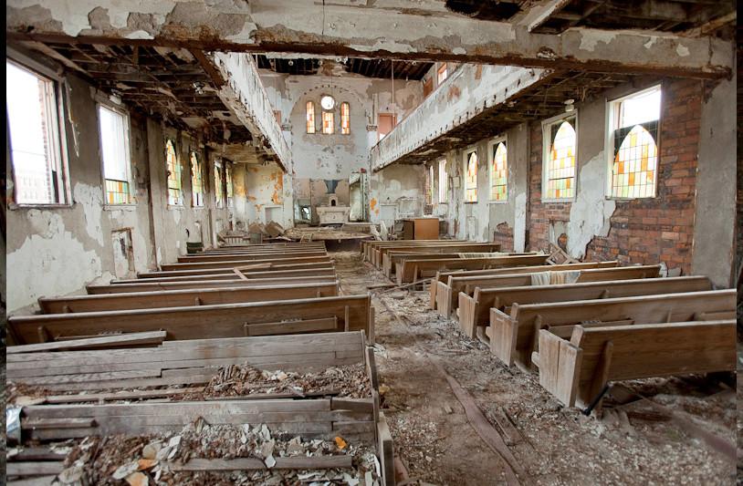 Заброшенные места по всей планете BroDude.ru zabroshennie mesta 1319854699