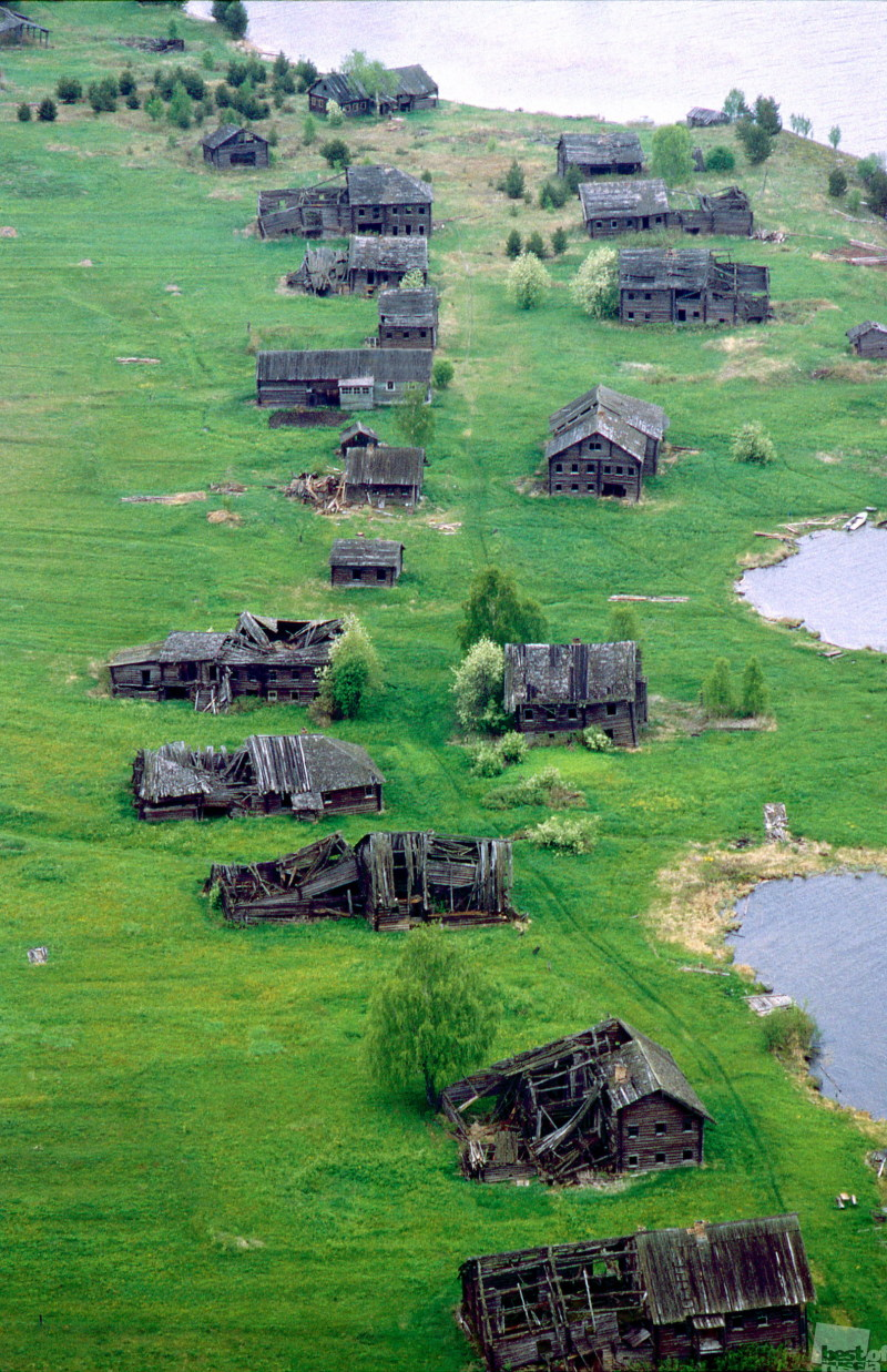 Заброшенные места по всей планете BroDude.ru zabroshennie mesta 1561207309