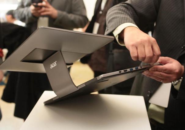 Новый подход к ноутбукам от Acer BroDude.ru Acer Aspire R70670982900