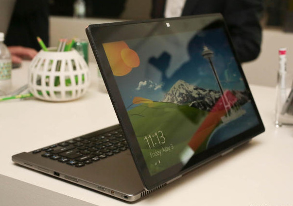Новый подход к ноутбукам от Acer BroDude.ru Acer Aspire R71425104227