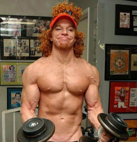 не принимай стероиды
