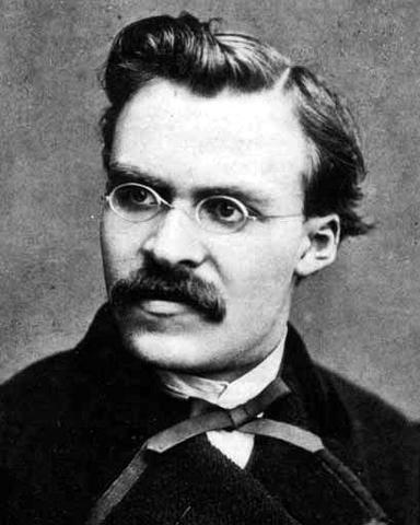 Фридрих Ницше... Потому что Заратустра BroDude.ru nische0569581380