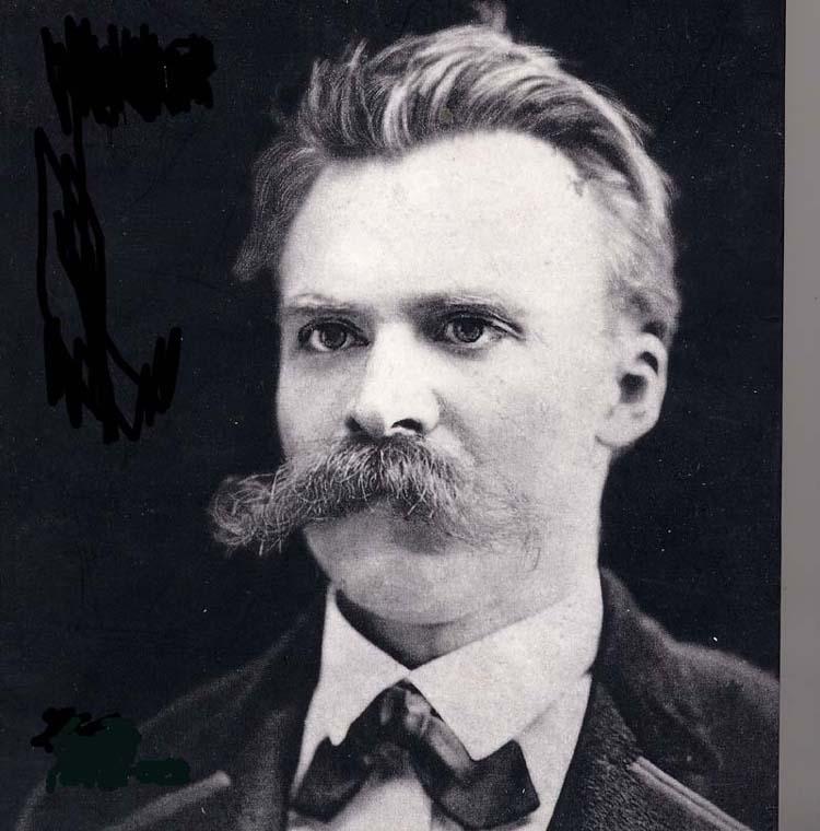 Фридрих Ницше... Потому что Заратустра BroDude.ru nische0604171862