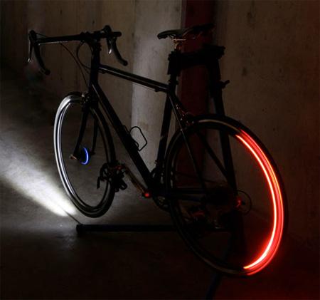 Как сделать на свет на велосипед своими руками 763