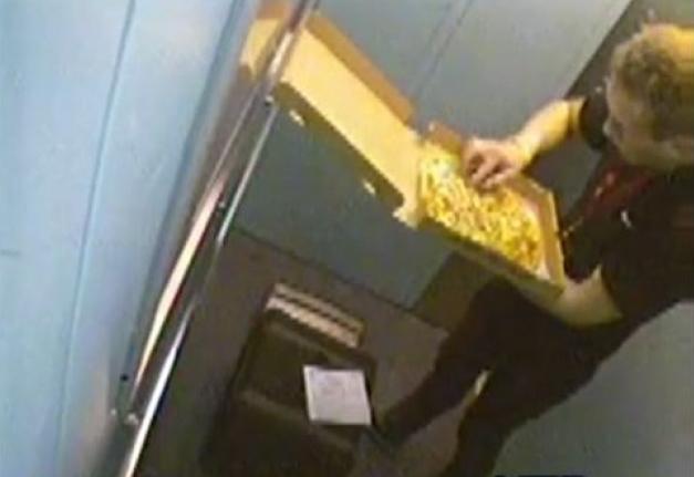 Доставка пиццы по-русски