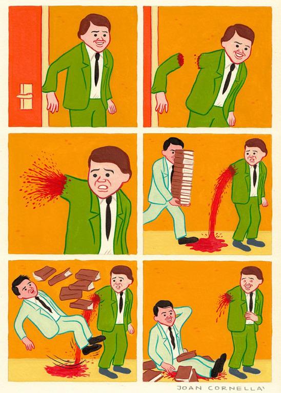 Смешные комиксы BroDude.ru smeshnie komiksi 0386186943