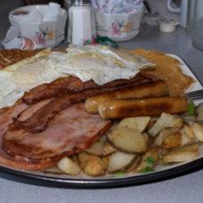 Что предпочитают на завтрак чуваки из разных стран