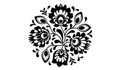 цветы тату