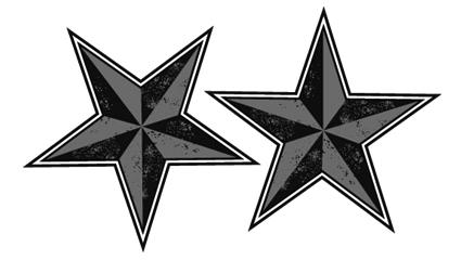 звезды тату