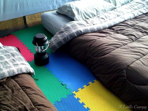 10 полезных хаков для кемпинга BroDude.ru Camping Hacks 1338607509