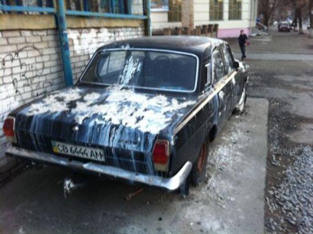 С твоей машиной что то не так BroDude.ru avto fail 0507265379