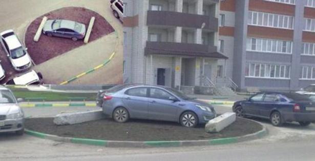 С твоей машиной что то не так BroDude.ru avto fail 0632874357
