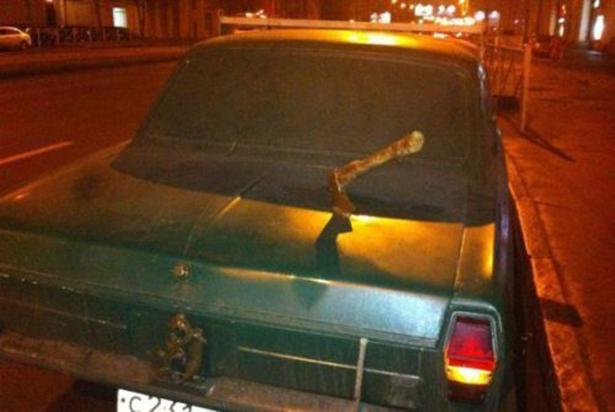 С твоей машиной что то не так BroDude.ru avto fail 0697241969