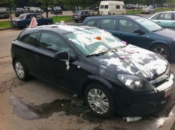 С твоей машиной что то не так BroDude.ru avto fail 0934331940