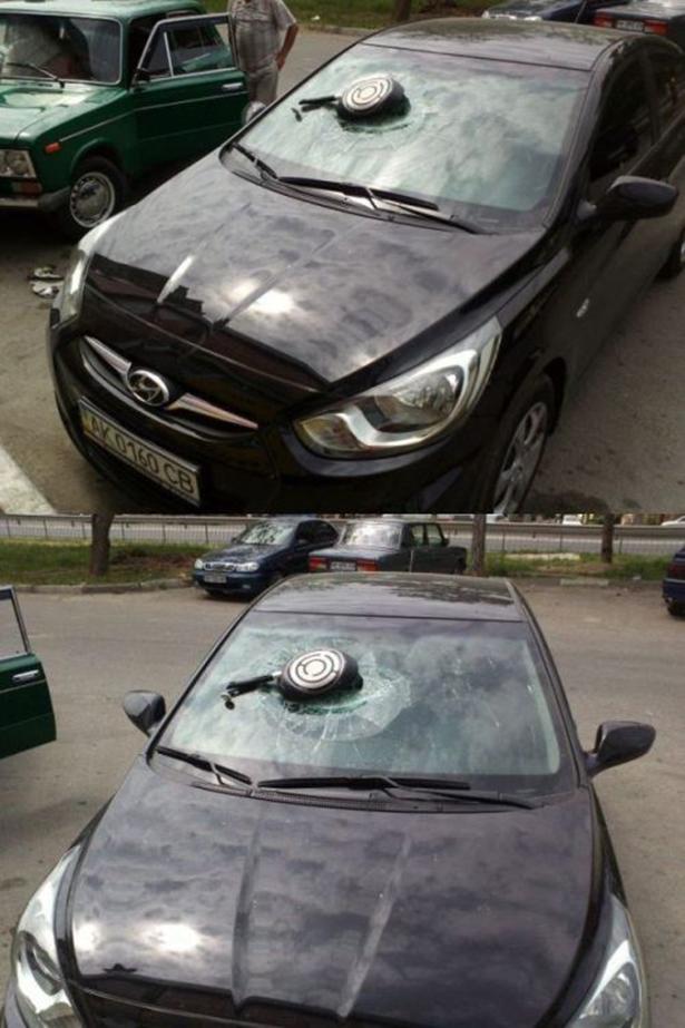 С твоей машиной что то не так BroDude.ru avto fail 1525515076