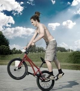 Бег vs. Велосипед